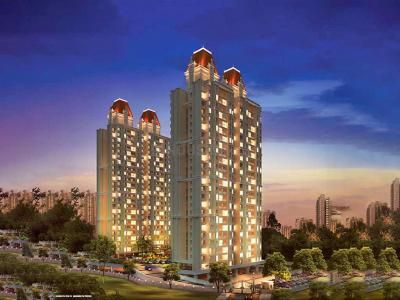 Gallery Cover Image of 1080 Sq.ft 2 BHK Apartment for rent in Gala Pride Palms Queens A2 Phase 2, Thane West for 25000