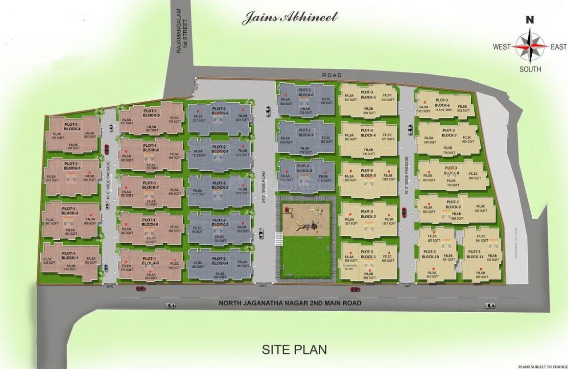 Project Image of 796.0 - 1206.0 Sq.ft 2 BHK Villa for buy in Abhineet
