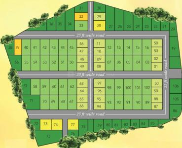 Project Image of 495 - 900 Sq.ft 1 BHK Villa for buy in MCB Maple Woods