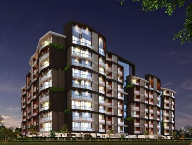 Gallery Cover Image of 725 Sq.ft 1 BHK Apartment for buy in Raj Florenza, Mira Road East for 6162000