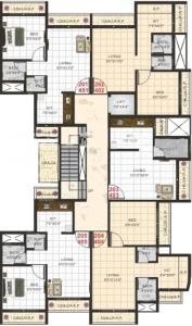 Project Image of 184.0 - 276.0 Sq.ft 1 RK Apartment for buy in Atharva V Amber