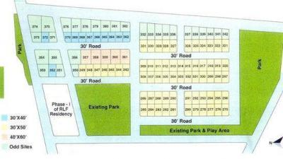 Residential Lands for Sale in RS Royal LakeFront Residency II