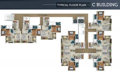 Project Image of 0 - 562.09 Sq.ft 2 BHK Apartment for buy in Saheel Itrend Life 3