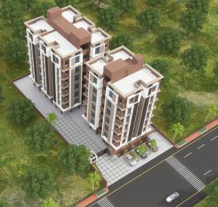 Project Image of 738.0 - 801.0 Sq.ft 1 BHK Apartment for buy in Krishna Shyam Heights