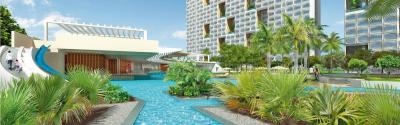 Gallery Cover Image of 1600 Sq.ft 3 BHK Apartment for rent in Soham Tropical Lagoon 5 Di Vita, Kasarvadavali, Thane West for 33000
