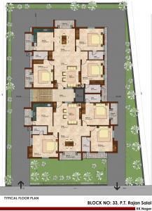 केसीईई कदक्षम में खरीदने के लिए 1716.0 - 1800.0 Sq.ft 3 BHK अपार्टमेंट प्रोजेक्ट  की तस्वीर