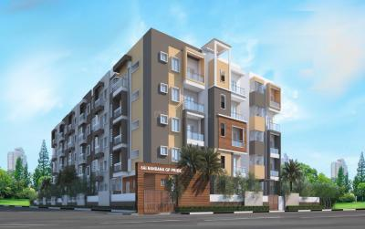 Project Image of 1140.0 - 1550.0 Sq.ft 2 BHK Apartment for buy in Sai Nandana GP Pride
