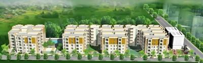 Gallery Cover Image of 1200 Sq.ft 2 BHK Apartment for rent in Mayfair Anthem, Bhoganhalli for 23000