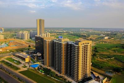Gallery Cover Image of 220 Sq.ft 1 RK Apartment for rent in Dhoot Time Residency, Sector 63 for 10000