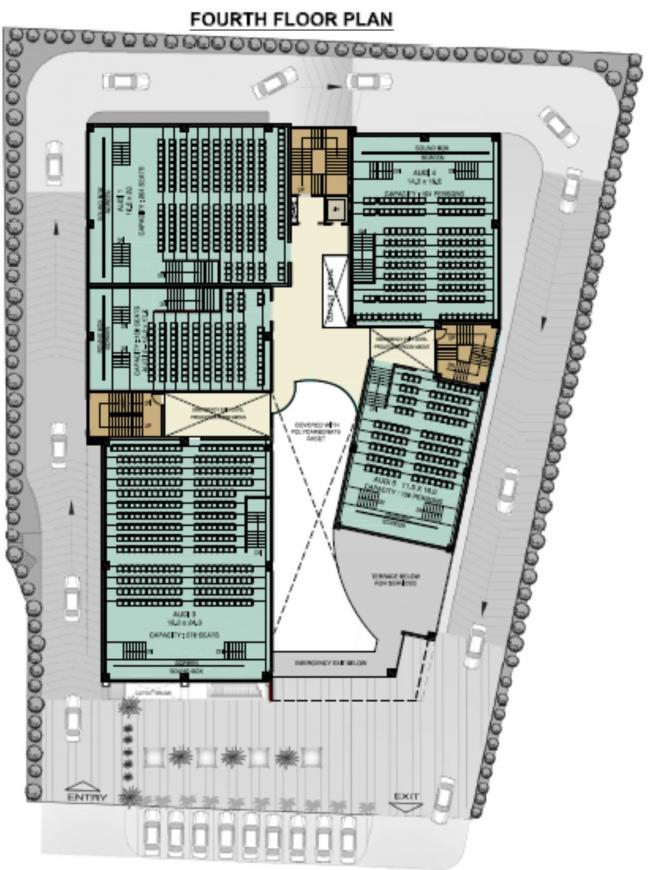 Project Image of 279.97 - 22387.0 Sq.ft Shop Shop for buy in Ajnara City Centre