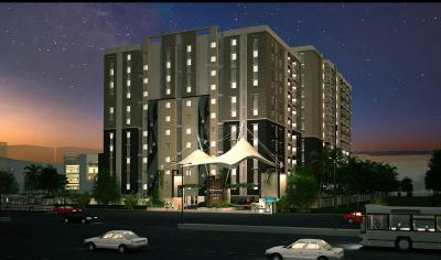 Gallery Cover Image of 1600 Sq.ft 2 BHK Apartment for rent in Ramaniyam Ocean Dew, Pallikaranai for 19000