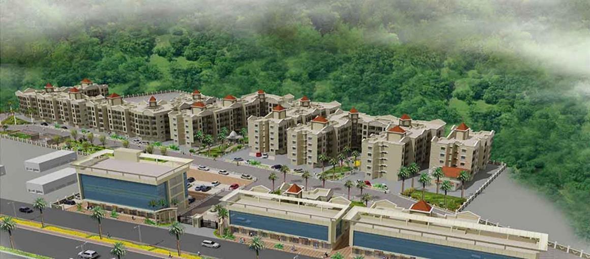 Project Image of 211.08 - 500.74 Sq.ft Studio Studio Apartment for buy in Vardhaman Vatika Phase III Build No 3