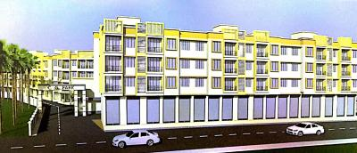 Project Image of 432 - 746 Sq.ft 1 RK Apartment for buy in Welcome C G Park