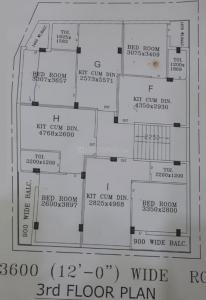 रॉय गुनगुन अपार्टमेंट में खरीदने के लिए 550.0 - 821.0 Sq.ft 1 BHK अपार्टमेंट प्रोजेक्ट  की तस्वीर