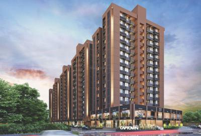 Project Image of 0 - 773 Sq.ft 3 BHK Apartment for buy in Captown Enhance