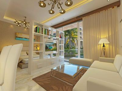 Gallery Cover Image of 1386 Sq.ft 3 BHK Apartment for rent in JP North Phase 3 Estella, Mira Road East for 25000