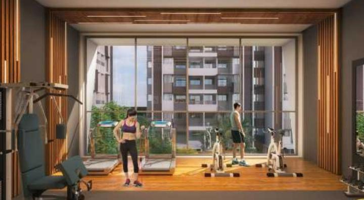 Project Image of 286.97 - 544.22 Sq.ft 1 BHK Apartment for buy in Jhamtani Vision Ace Phase 1