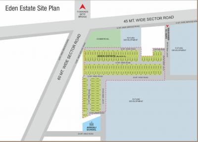 Project Image of 2421.0 - 2682.0 Sq.ft Residential Plot Plot for buy in BPTP Eden Estate