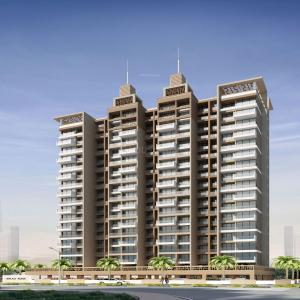 Project Image of 259.0 - 423.0 Sq.ft 1 BHK Apartment for buy in Reliable Balaji Aura
