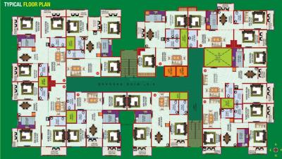 Project Image of 1150 - 1460 Sq.ft 2 BHK Apartment for buy in Rudra Sharmanand Complex