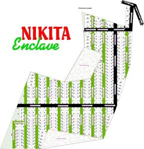 Project Image of 1800 - 3600 Sq.ft Residential Plot Plot for buy in GSRK Nikita Enclave
