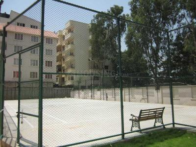Gallery Cover Image of 1450 Sq.ft 2 BHK Apartment for rent in Akme Encore, Brookefield for 32000