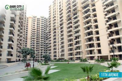 Project Image of 564.0 - 871.0 Sq.ft 2 BHK Apartment for buy in Gaursons Hi Tech 11th Avenue
