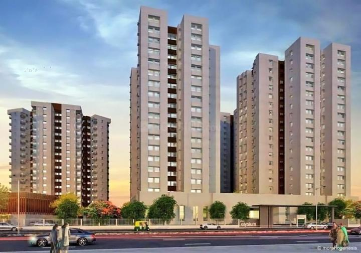 Project Image of 720.0 - 1183.0 Sq.ft 1 BHK Apartment for buy in Adani The Evergreen