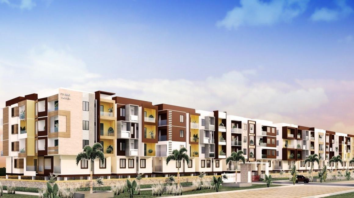 Project Image of 986.0 - 1813.0 Sq.ft 2 BHK Apartment for buy in DS Saanjh