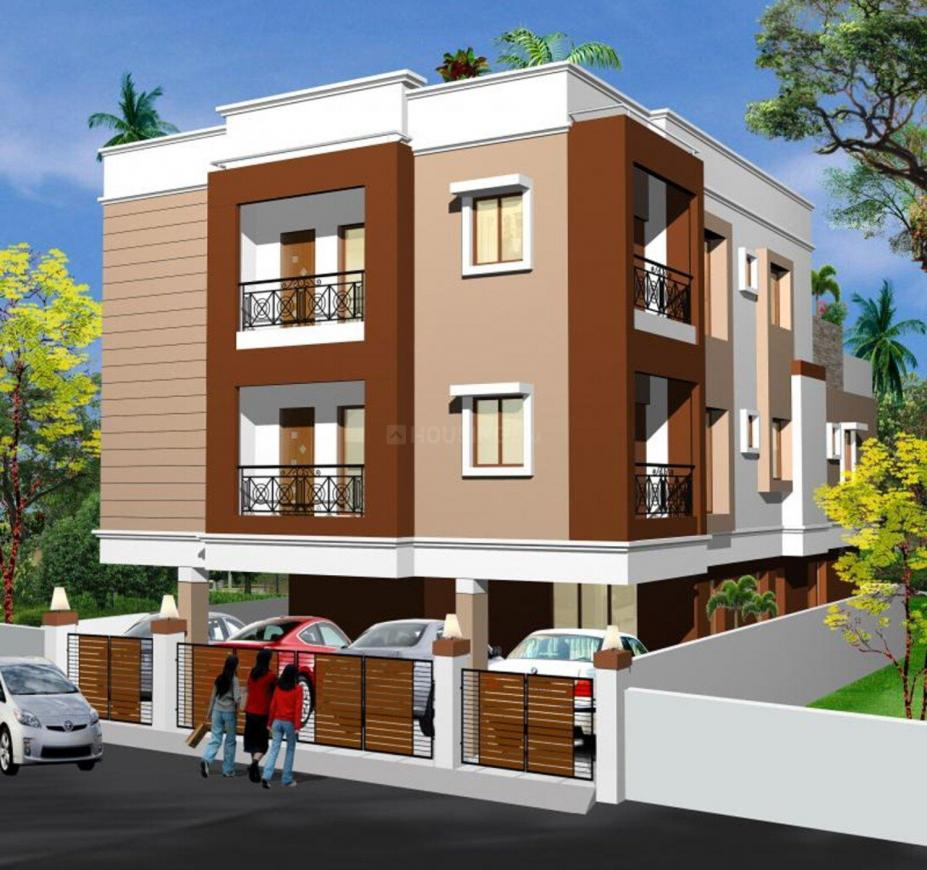 Project Image of 1053.0 - 1224.0 Sq.ft 2 BHK Apartment for buy in AK Aaji Bloom