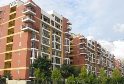 Gallery Cover Image of 1680 Sq.ft 3 BHK Apartment for rent in Bren Corporation SJR Brooklyn, Brookefield for 33000
