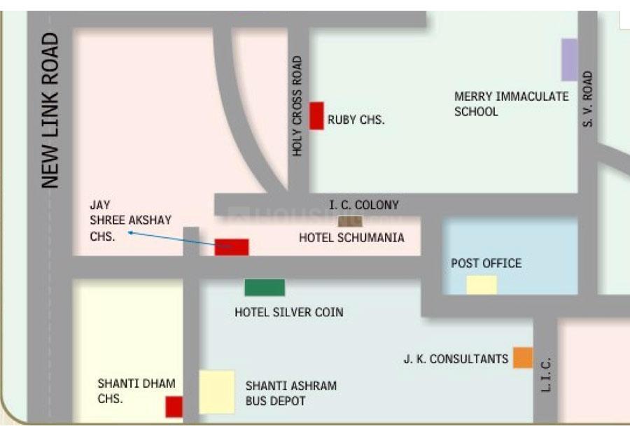 KT JayShree Akshay Chs Ltd in Maryland Complex, Borivali West ...