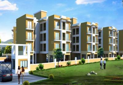 Gallery Cover Image of 700 Sq.ft 1 BHK Apartment for rent in Commanders' Renaissance, Koproli for 6000