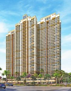 Gallery Cover Image of 1810 Sq.ft 3 BHK Apartment for buy in Paradise Sai World City, Panvel for 13100000