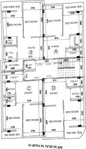 Project Image of 445.0 - 1080.0 Sq.ft 1 BHK Apartment for buy in Reliable Swabhumi Project Creation