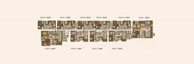 Project Image of 1731.0 - 5219.0 Sq.ft 2 BHK Apartment for buy in Rajarajeshware Piccassso