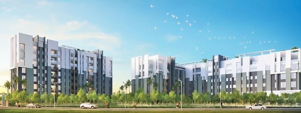 Project Image of 870.0 - 2234.0 Sq.ft 2 BHK Apartment for buy in Purti Jewel