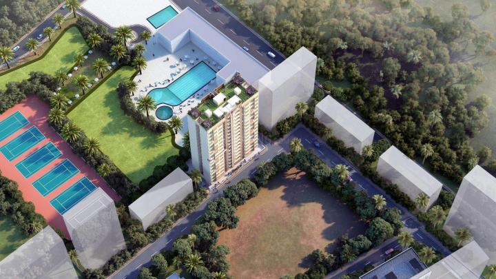 Project Image of 759.0 - 1610.0 Sq.ft 3 BHK Apartment for buy in Platinum Corp Prive
