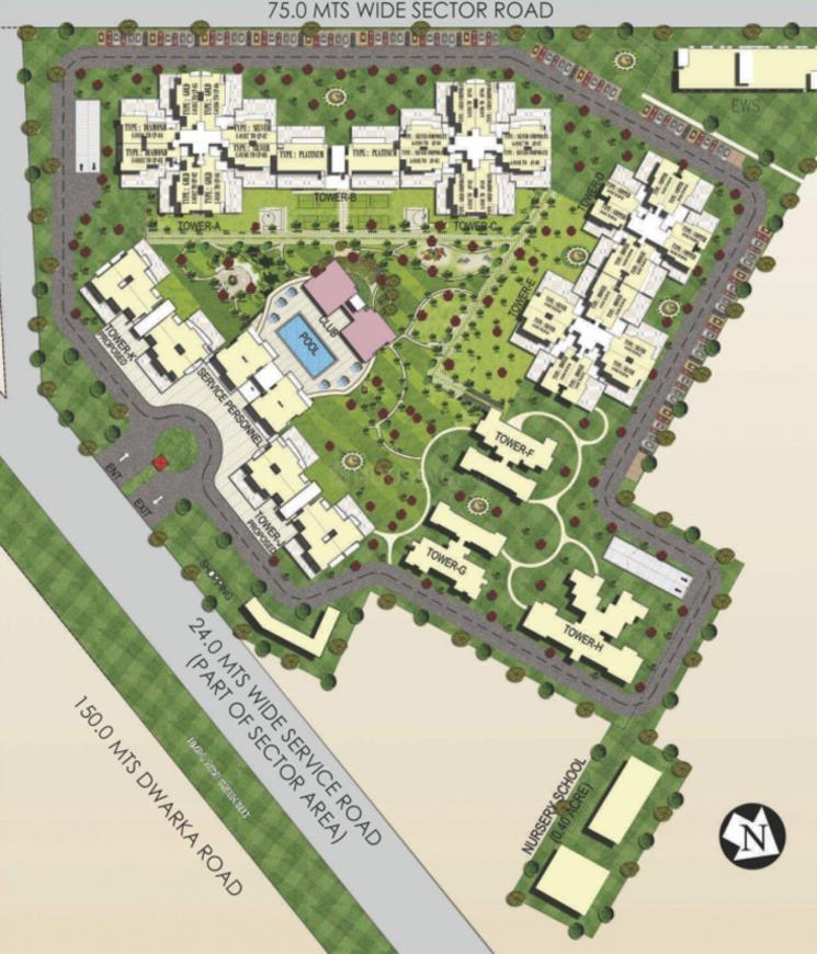 54056d767407fPareena Express Heights-site plan.jpg