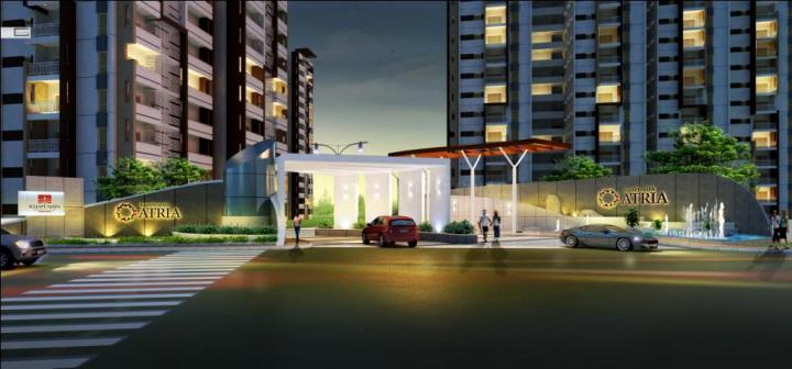Project Image of 1350.0 - 3725.0 Sq.ft 2 BHK Apartment for buy in Rajapushpa Atria