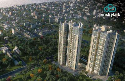 Project Image of 1590.0 - 2843.0 Sq.ft 3 BHK Apartment for buy in Mahadeo Om Skylark