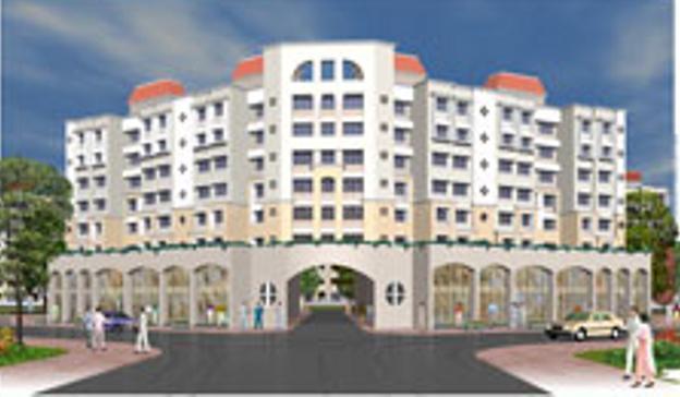 Gallery Cover Pic of Bhumiraj Bhumiraj Residency