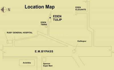 हूससाइनपुर में एडेन ट्यूलिप में प्रोजेक्ट इमेज की तस्वीर