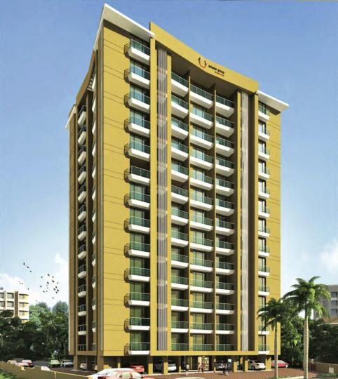 Project Image of 384.0 - 919.0 Sq.ft 1 BHK Apartment for buy in Arkade Art