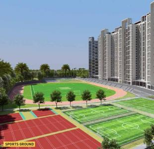 Project Image of 359.0 - 955.0 Sq.ft 1 BHK Apartment for buy in Goel Ganga Legend A2 And B4