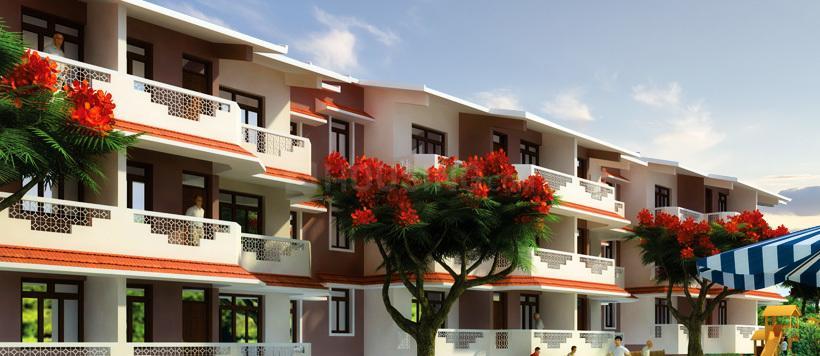 Project Image of 1025.0 - 1400.0 Sq.ft 2 BHK Apartment for buy in Nanu Sapana Sagar