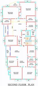 Project Image of 1025 - 1044 Sq.ft 3 BHK Apartment for buy in Swastic Monikana