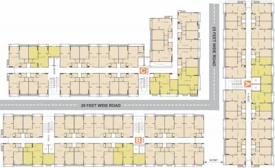 Project Image of 459.0 - 702.0 Sq.ft 1 BHK Apartment for buy in Omshanti Raj Niwas
