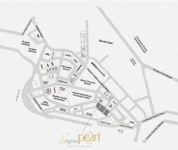 Project Image of 2570.0 - 3132.0 Sq.ft 4 BHK Apartment for buy in Sunteck Signia Pearl Phase 2