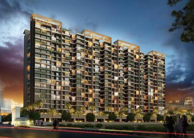 Project Image of 383.0 - 661.0 Sq.ft 2 BHK Apartment for buy in Prajapati Magnum Wing A B C